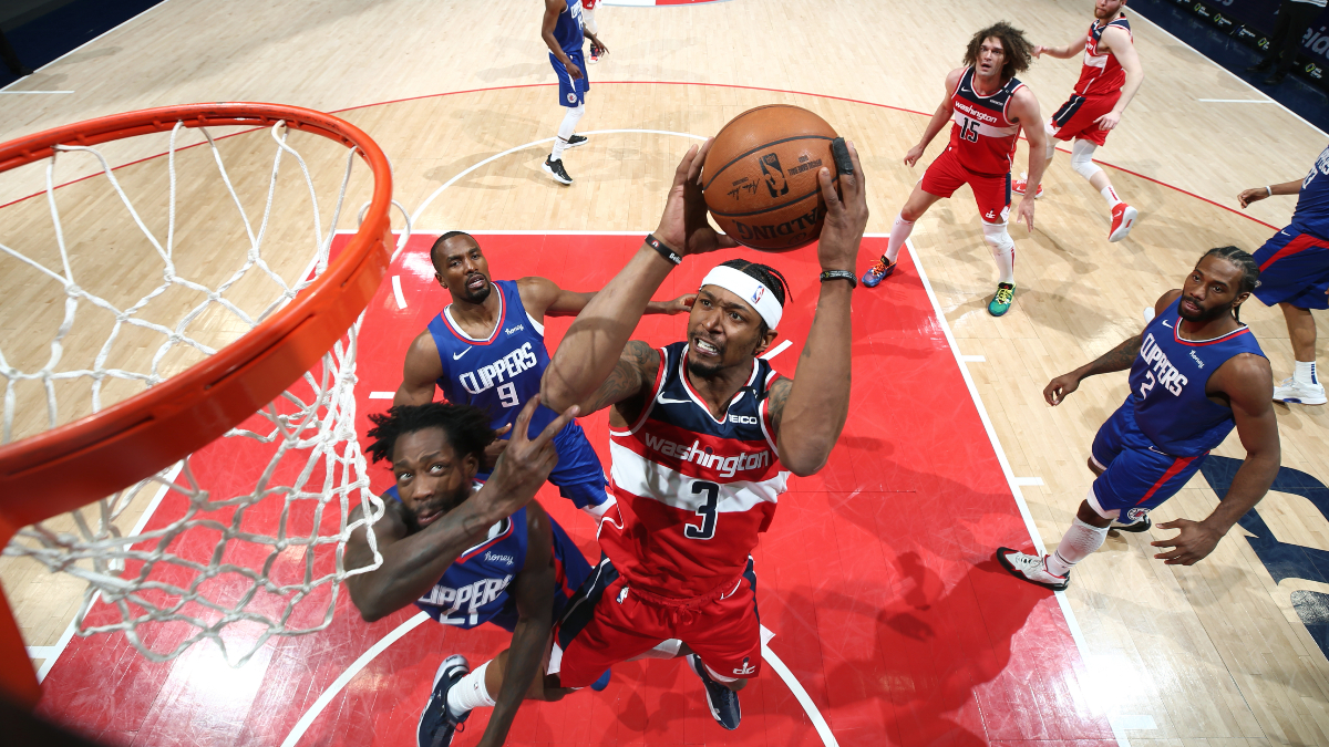 Wizards rally past Clippers behind 33 points from Beal