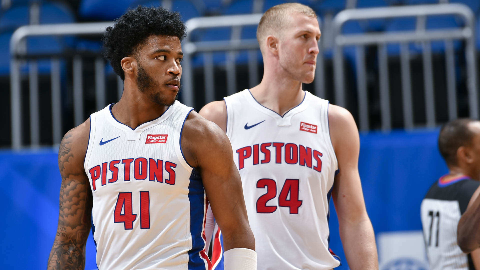 2021 Midseason report: Detroit Pistons