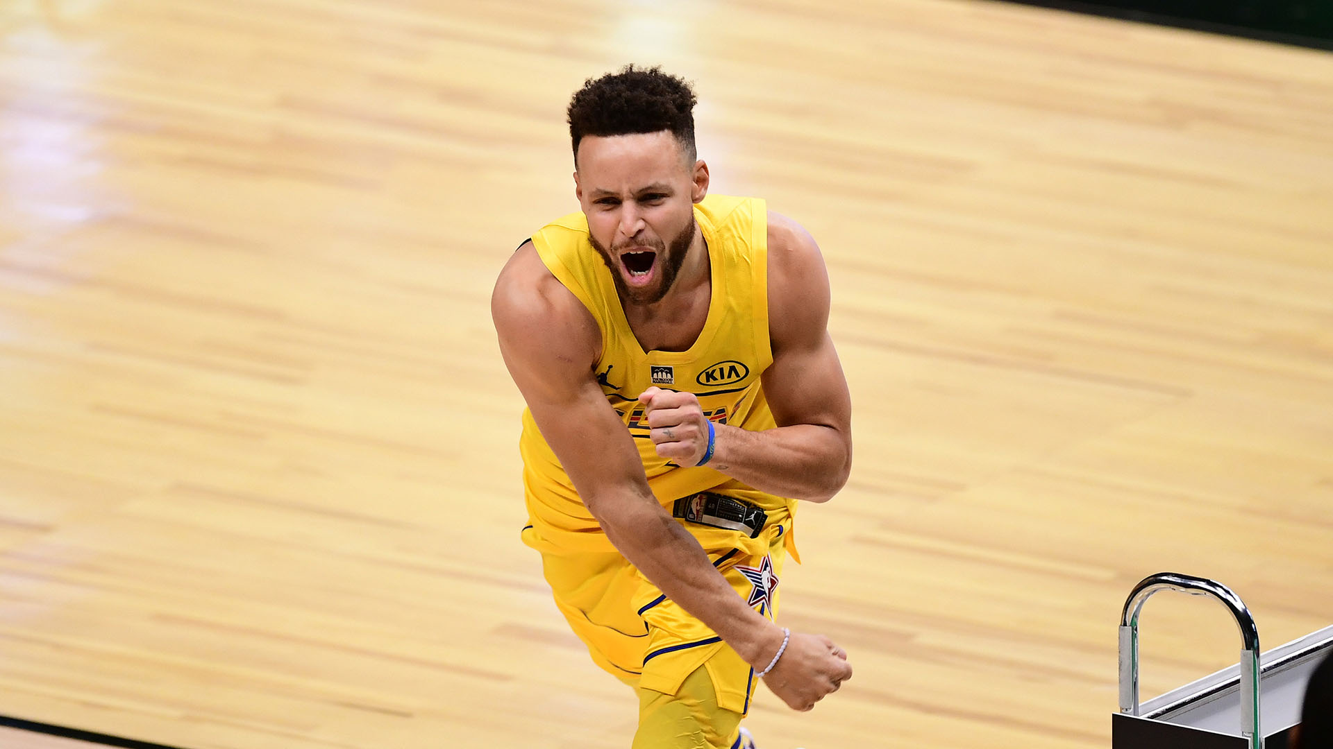 Warriors' Stephen Curry wins 2021 MTN DEW 3-Point Contest