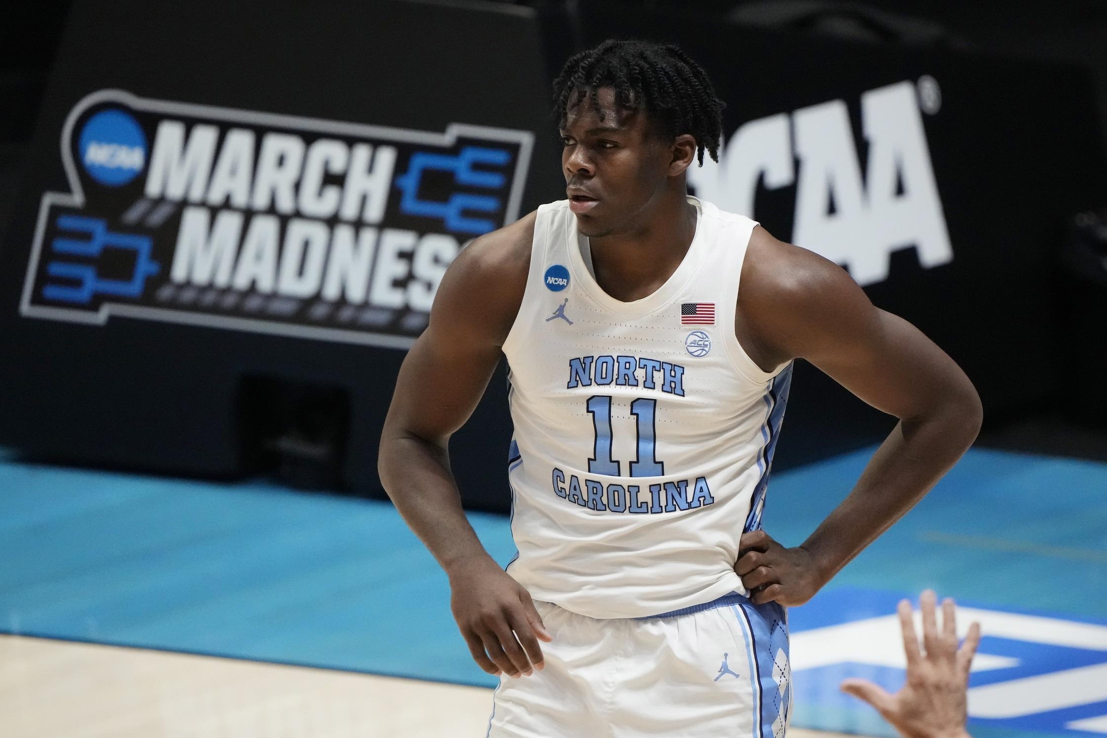 UNC freshman Day'Ron Sharpe declares for NBA Draft