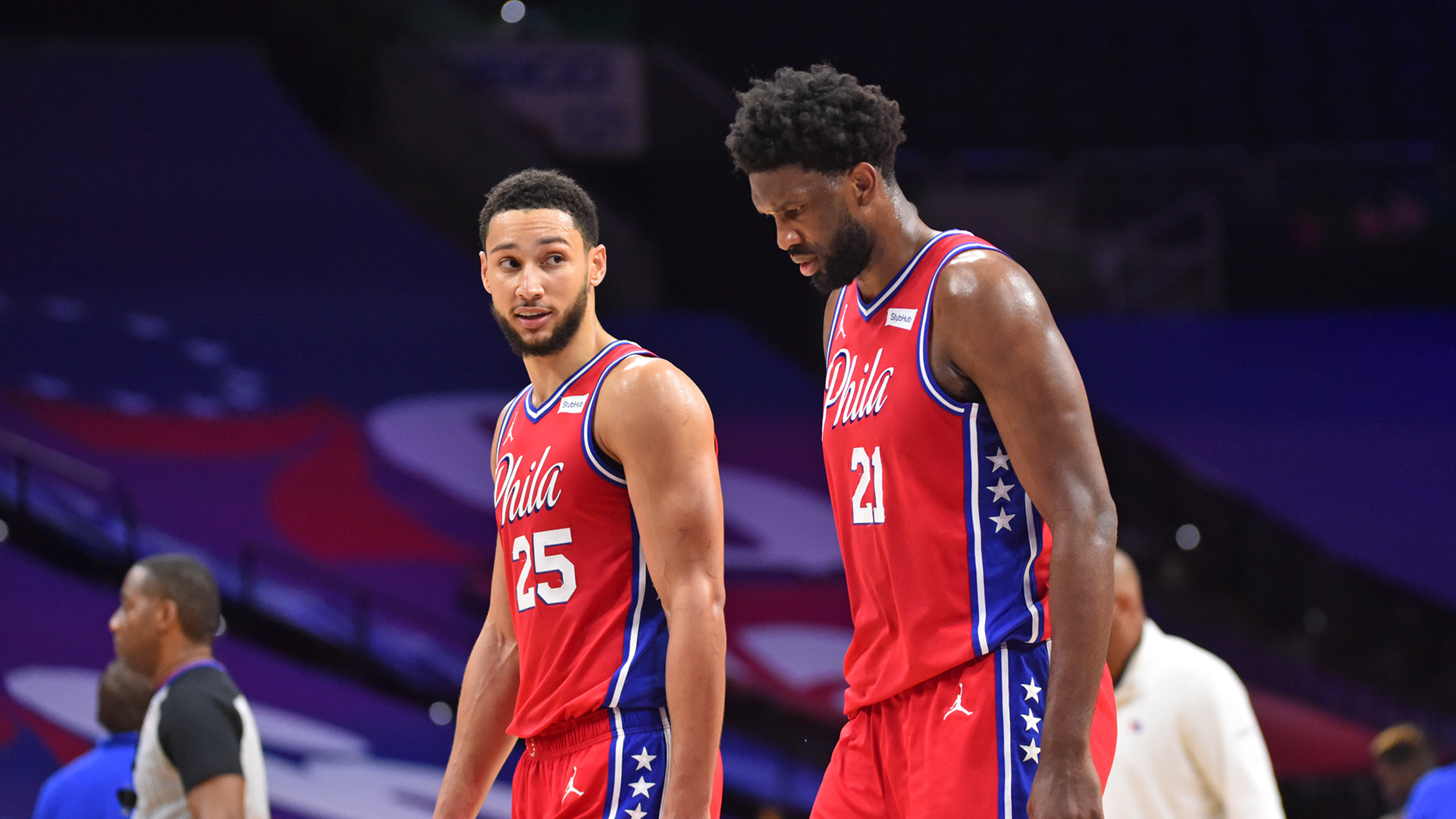 Is this the season the 76ers get out of the East?