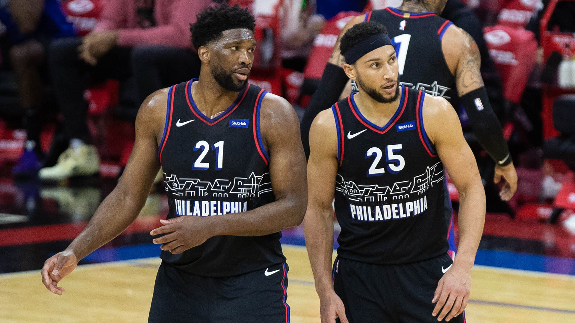 Simmons, Embiid both to miss 76ers' second-half opening game