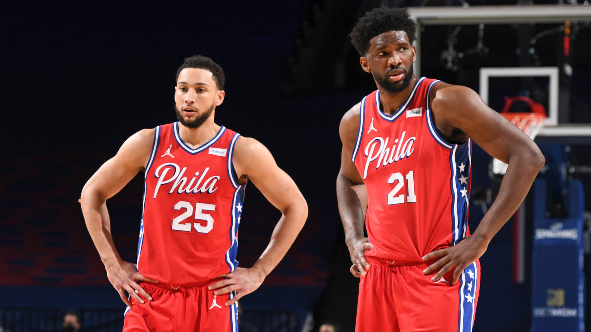 Joel Embiid, Ben Simmons (health & safety protocols) out for 2021 All-Star Game