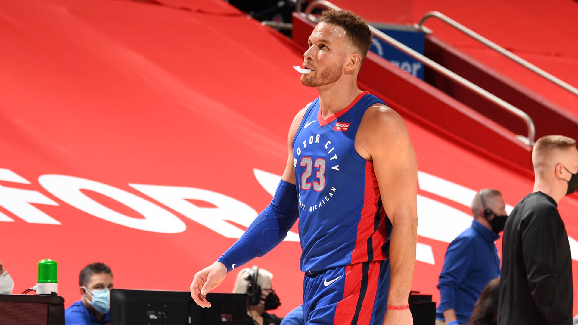Reports: Blake Griffin agrees to buyout from Pistons