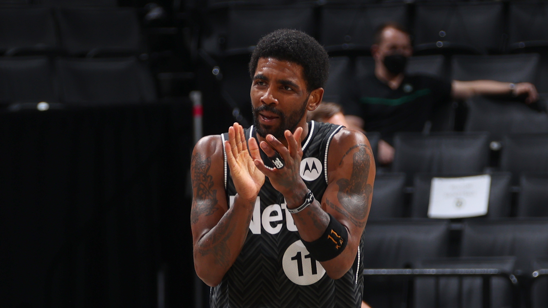 Kyrie Irving out Monday for Nets-Timberwolves for personal reasons