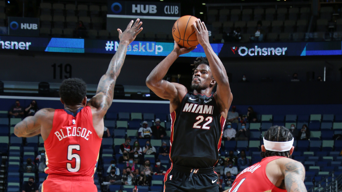 Butler steps up in 4th quarter, leads Heat past Pelicans