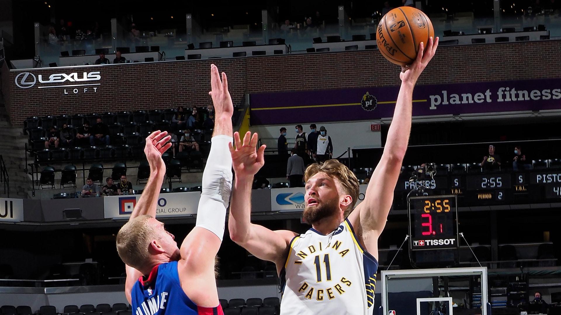 Game Recap: Pacers 116, Pistons 111