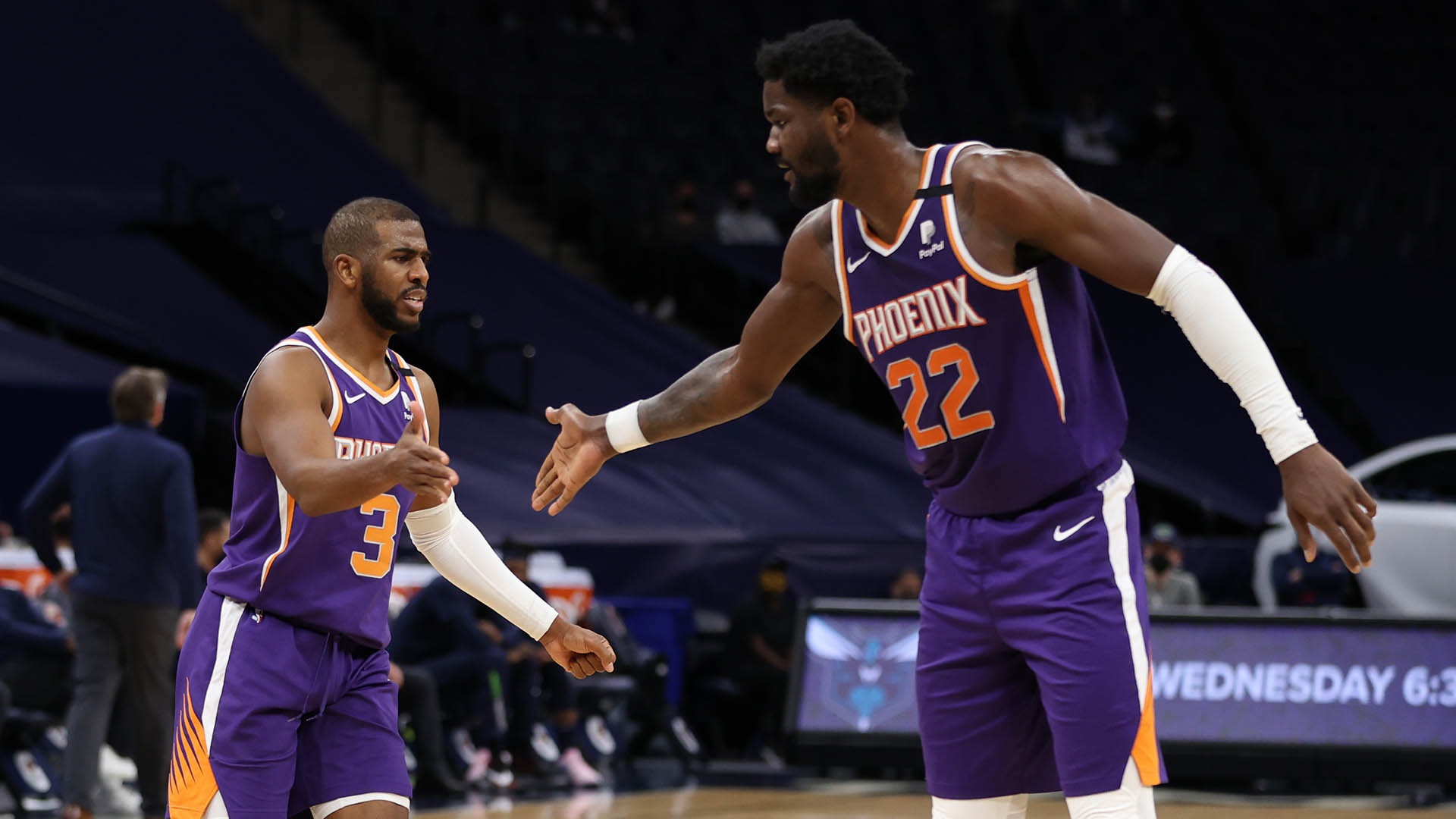 Suns' hot streak fueled by defensive diligence