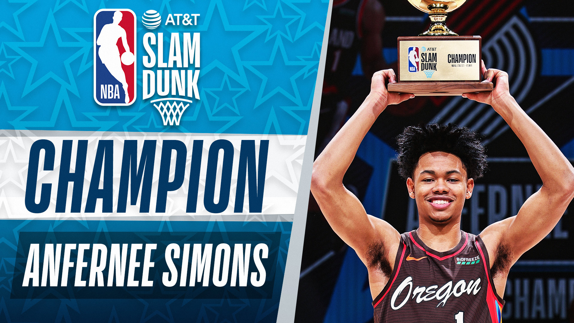 Full Focus: Anfernee Simons wins dunk contest