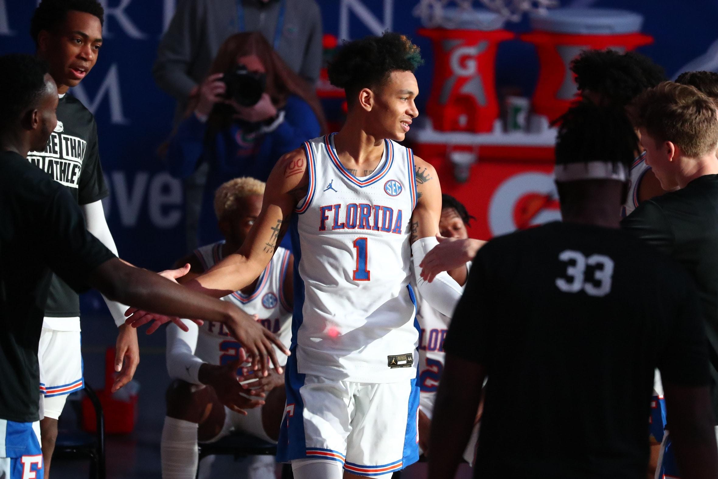 Florida guard Tre Mann declares for NBA Draft
