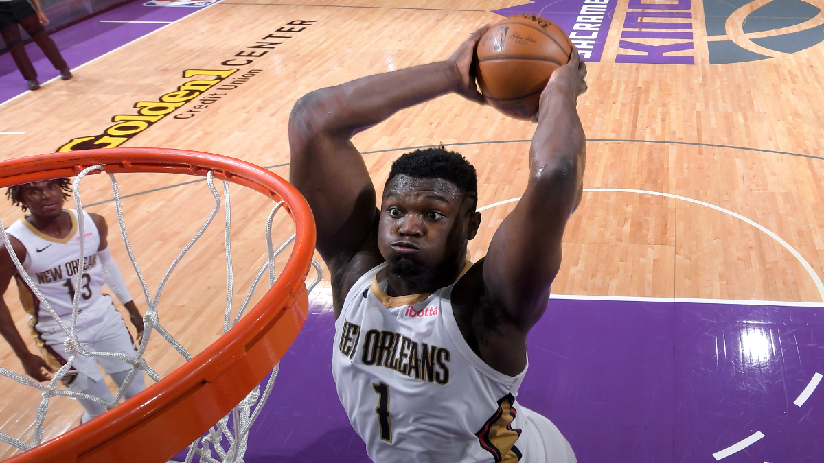 Power Rankings Notebook: Zion Williamson with the ball, plus most improved offenses and defenses