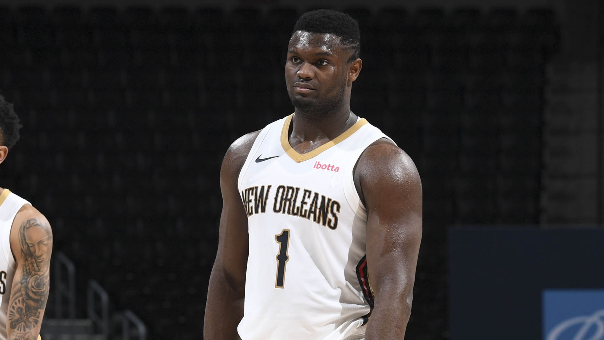 Pelicans 'hopeful' Zion Williamson available for 2021-22 season opener