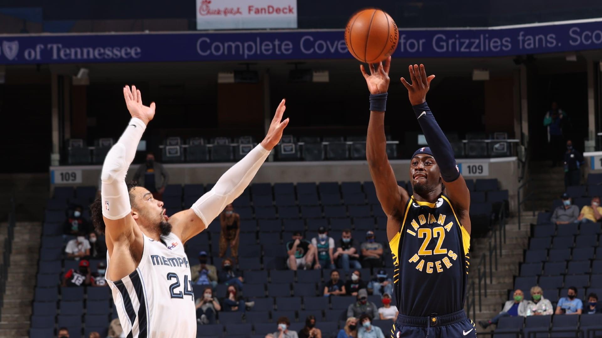 Game Recap: Pacers 132, Grizzlies 125