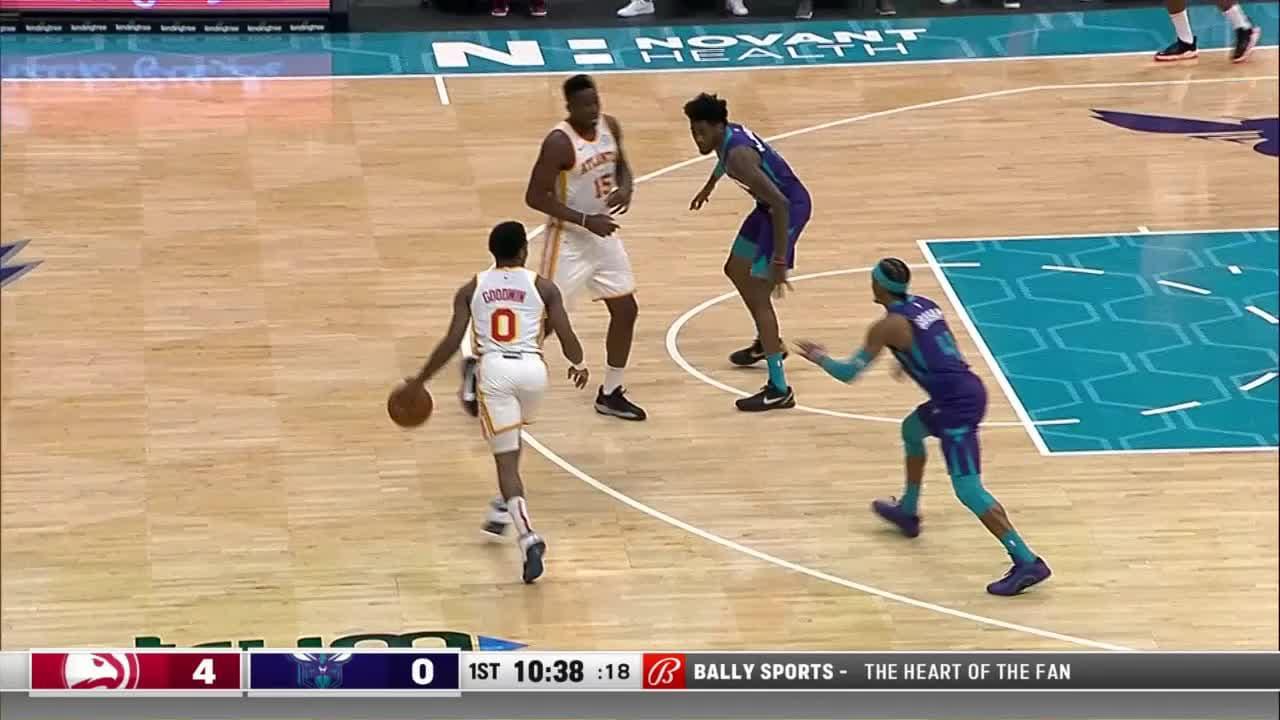 Charlotte Hornets Highlights vs. Atlanta Hawks