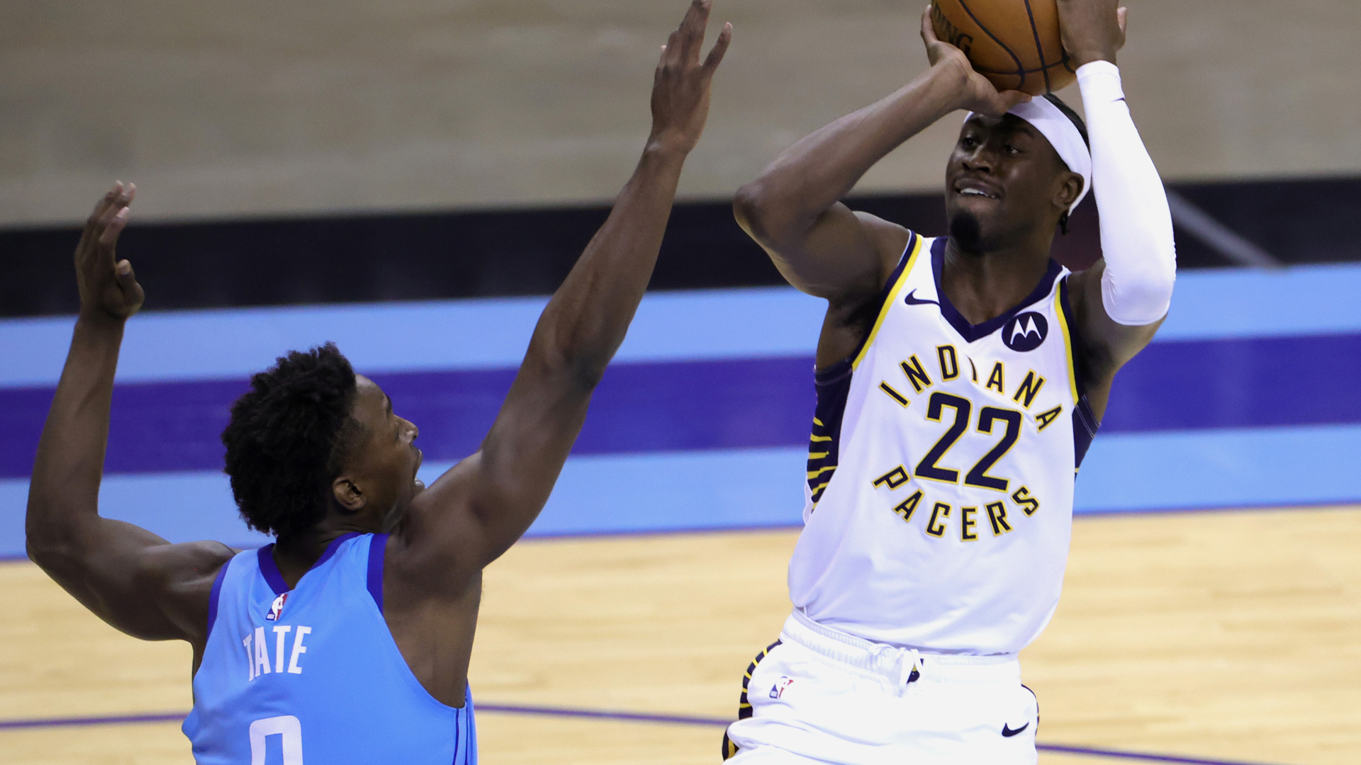 Game Recap: Pacers 132, Rockets 124