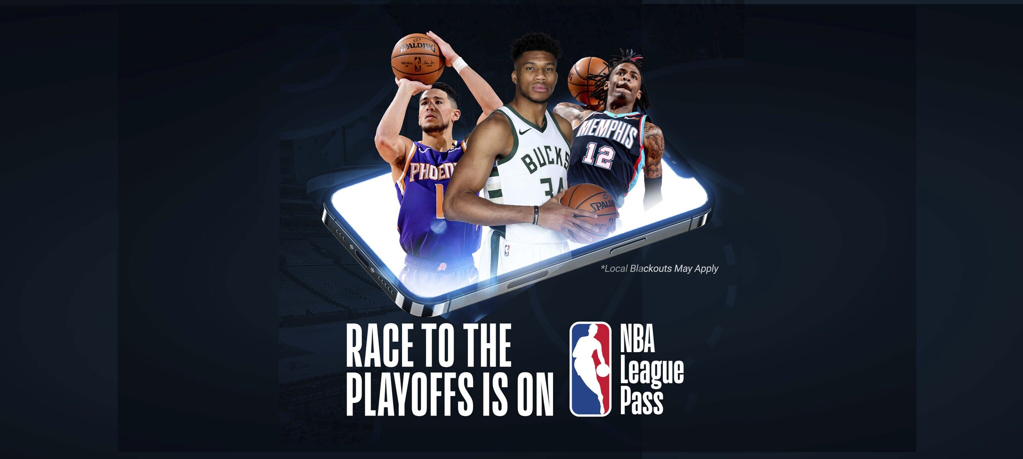 Limited-time offer: Try League Pass FREE