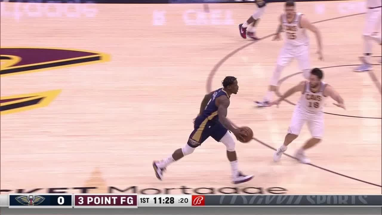 Pelicans Stat Leader Highlights: Brandon Ingram tallies 27 points vs. Cleveland Cavaliers