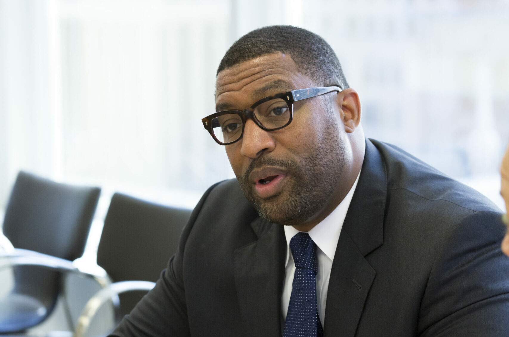 Q&A: Greg Taylor, the first Executive Director of the NBA Foundation