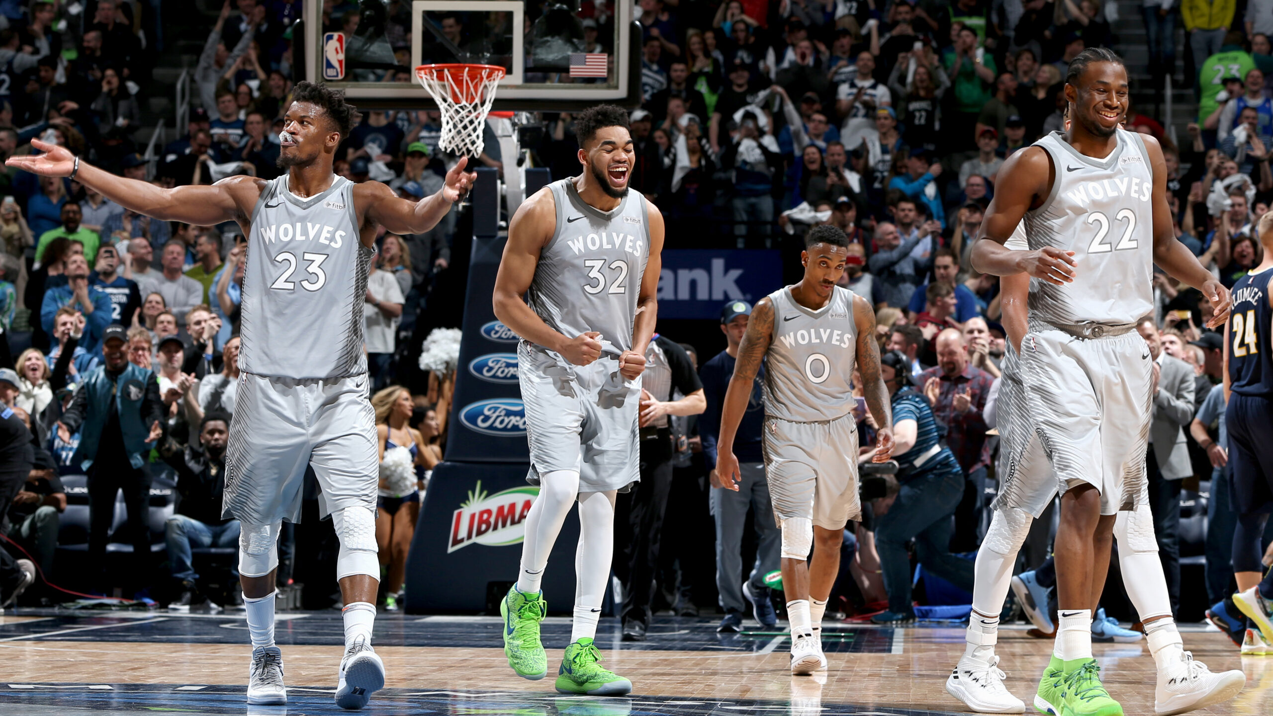 On this date in 2018: Wolves win 'Play-In game' vs. Nuggets