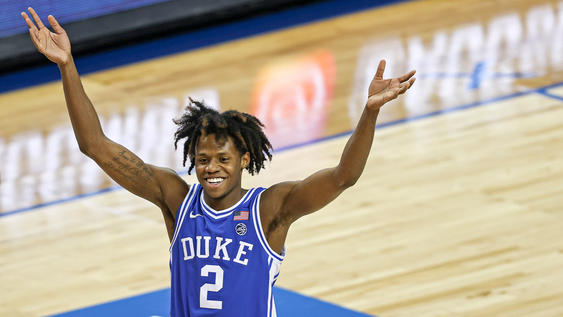 Blue Devils freshman DJ Steward declaring for NBA draft