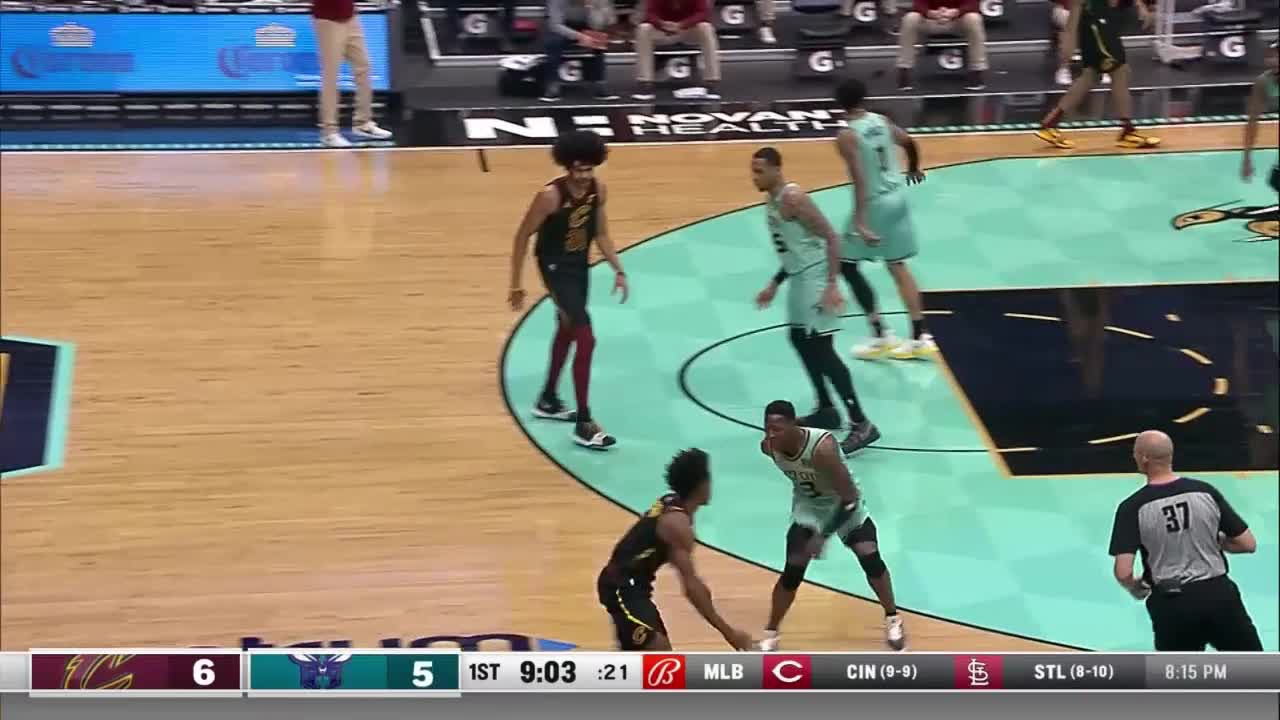Collin Sexton (28 points) Highlights vs. Charlotte Hornets