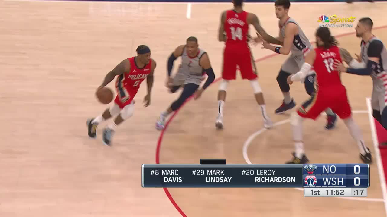 New Orleans Pelicans Highlights vs. Washington Wizards 4-16-21