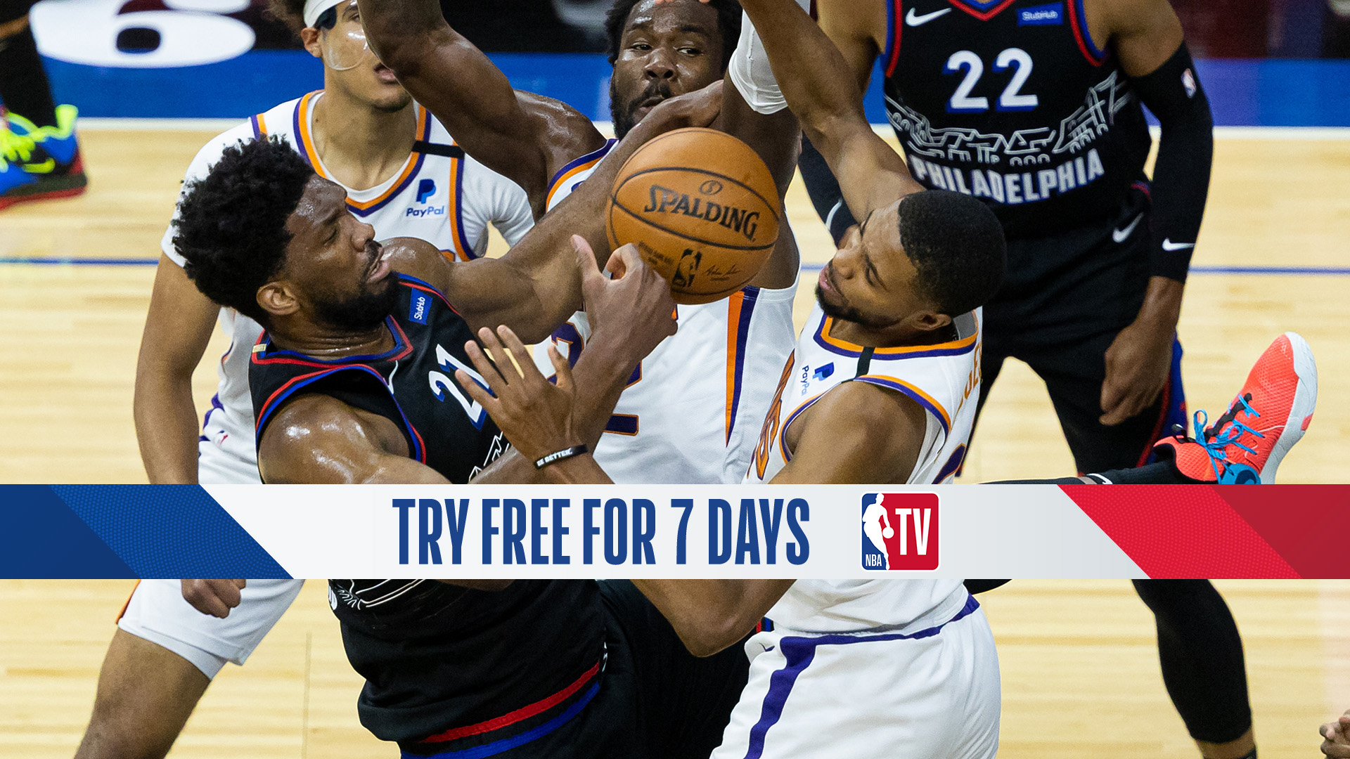 Heavyweights clash as Suns face off against 76ers