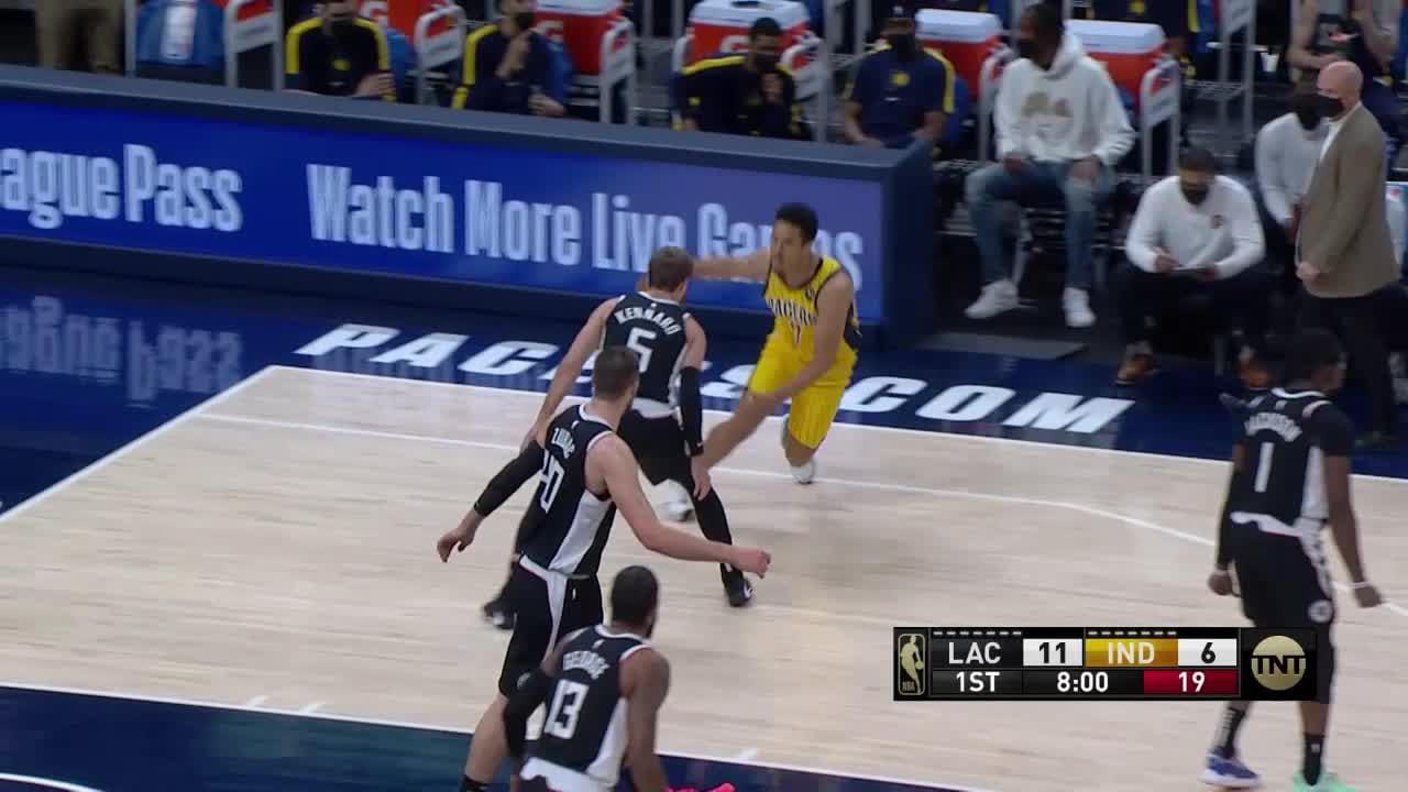 Malcolm Brogdon (29 points) Highlights vs. LA Clippers