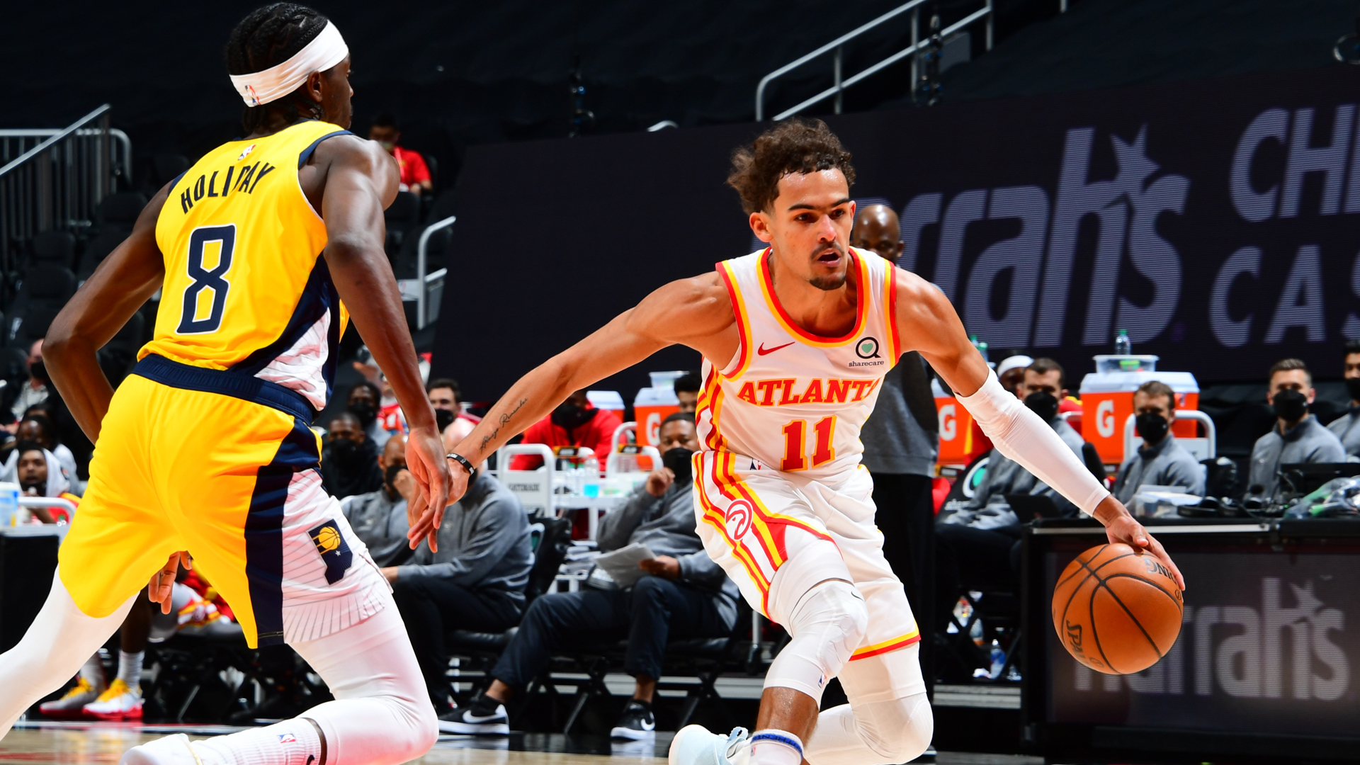 Game Recap: Hawks 129, Pacers 117