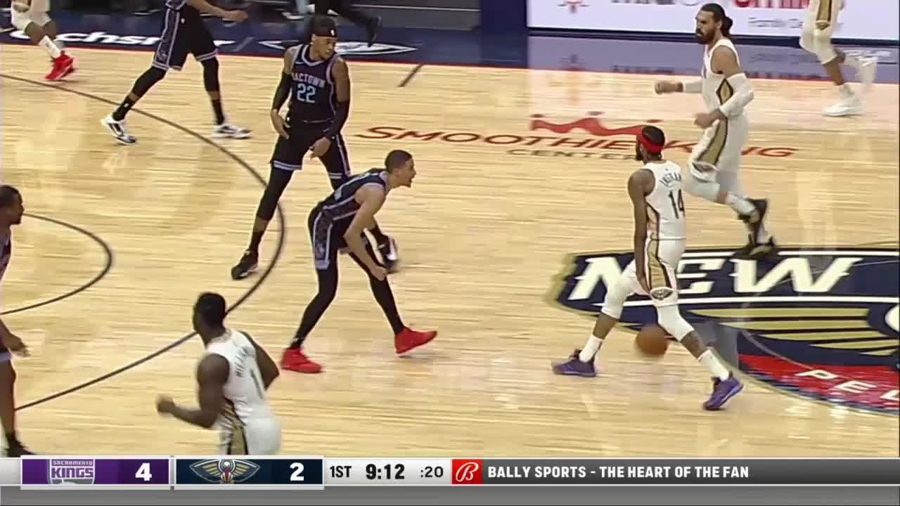New Orleans Pelicans Highlights vs. Sacramento Kings