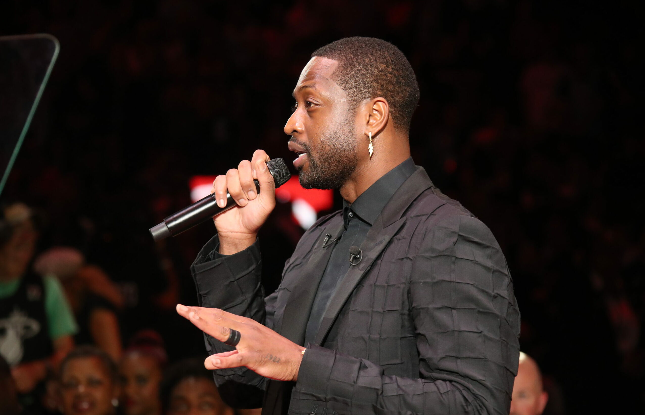 NBA legend Dwyane Wade joins Utah Jazz ownership group