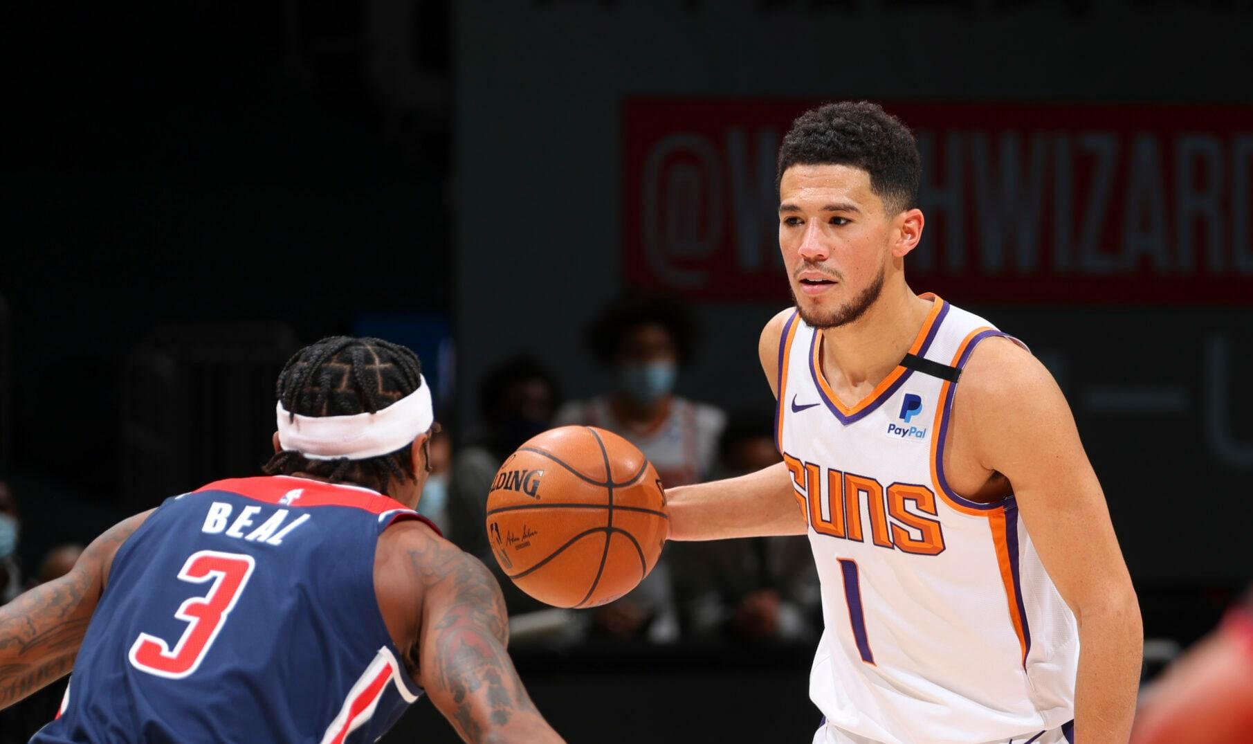 Suns host Wizards, aim to start new winning streak