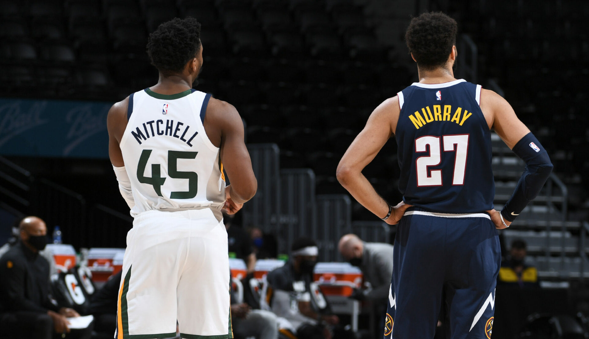 NBA stars wish Jamal Murray a speedy recovery