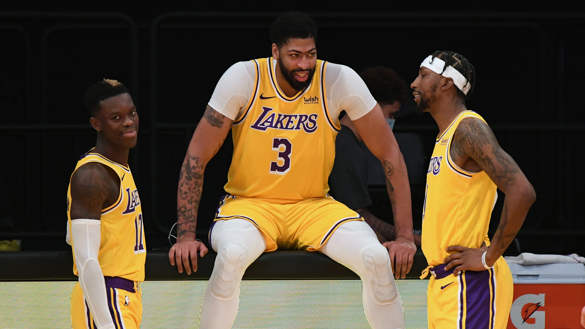How Lakers have held it down without their stars