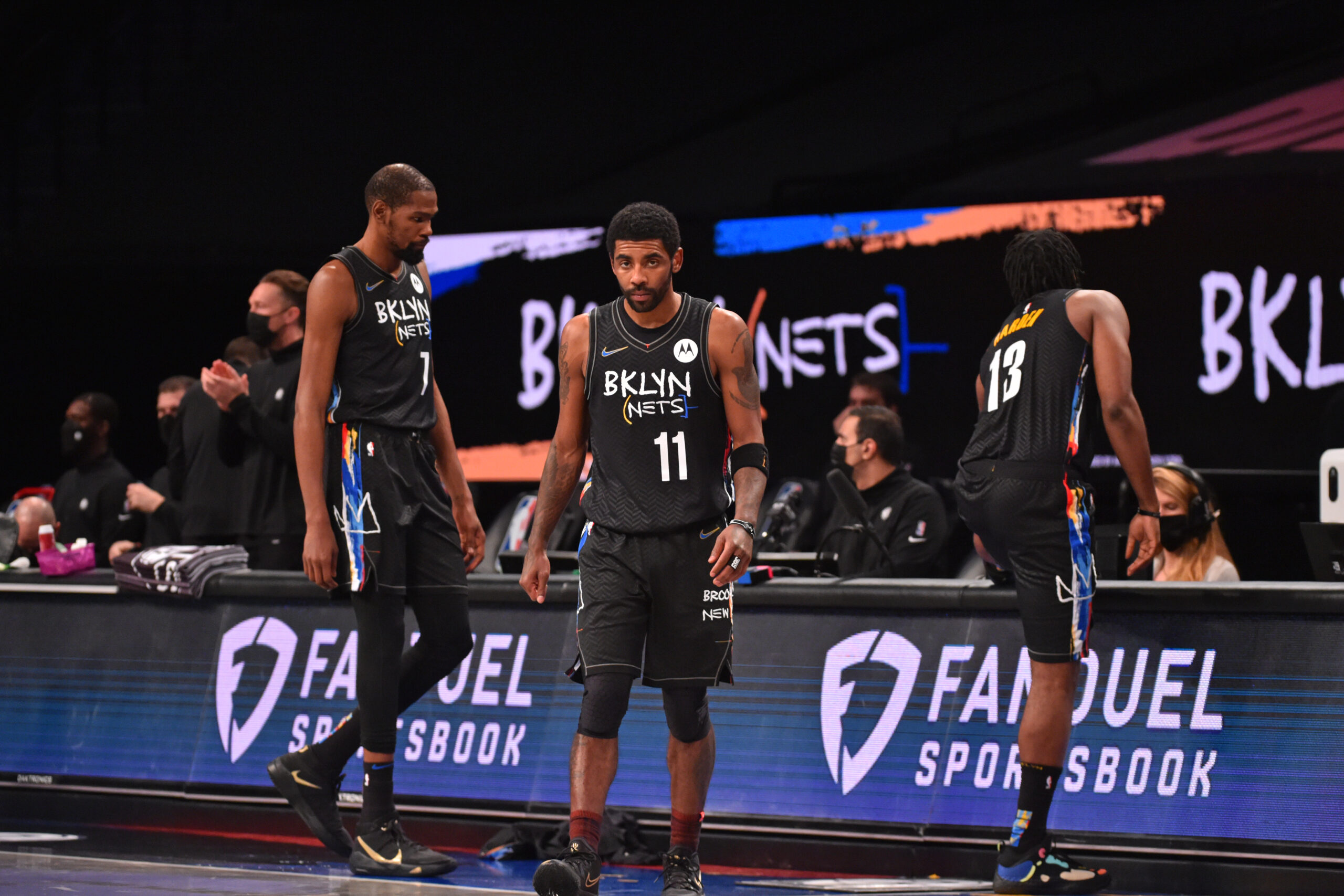 Nets' Big 3 expected to end 3-month absence Saturday