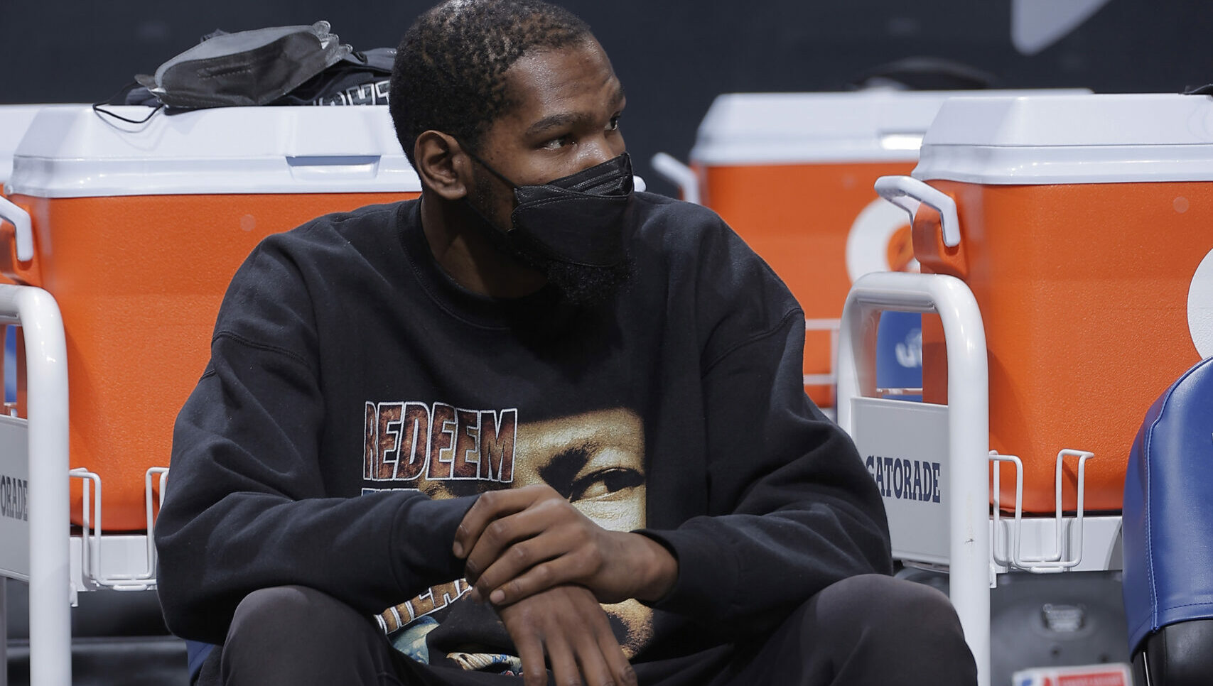 Durant apologizes for profane private messages to Rapaport