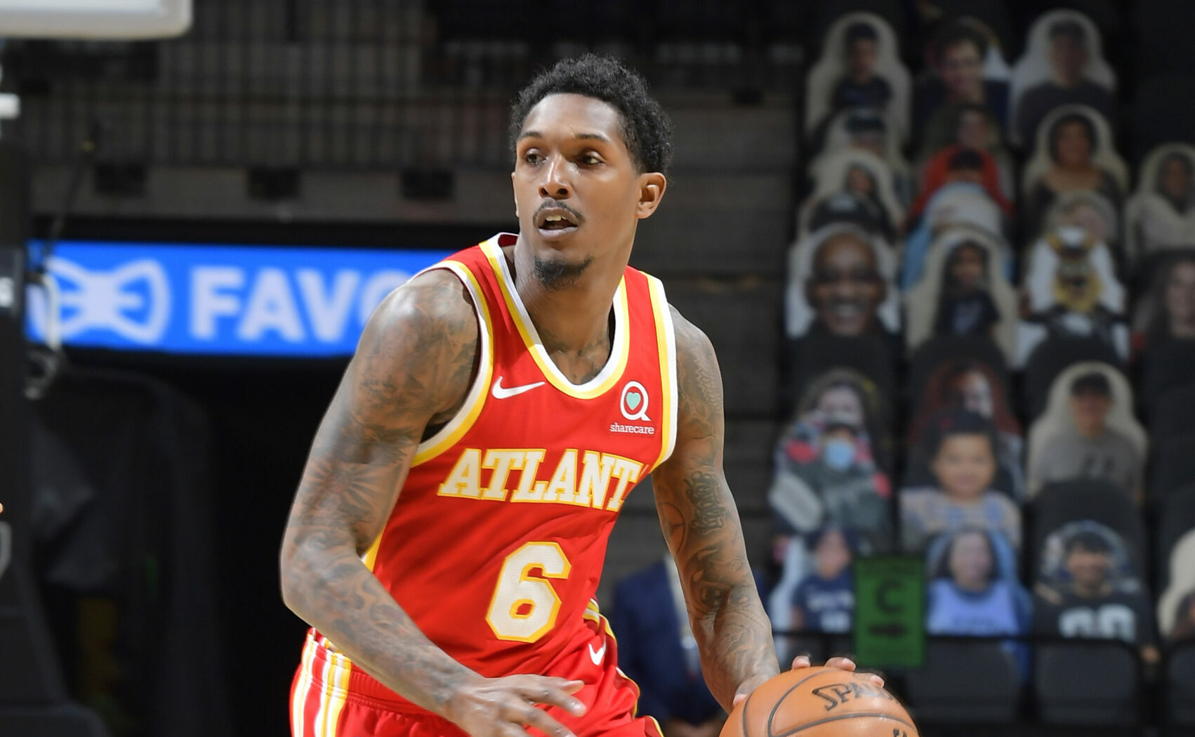 Lou Williams: 10 things to know