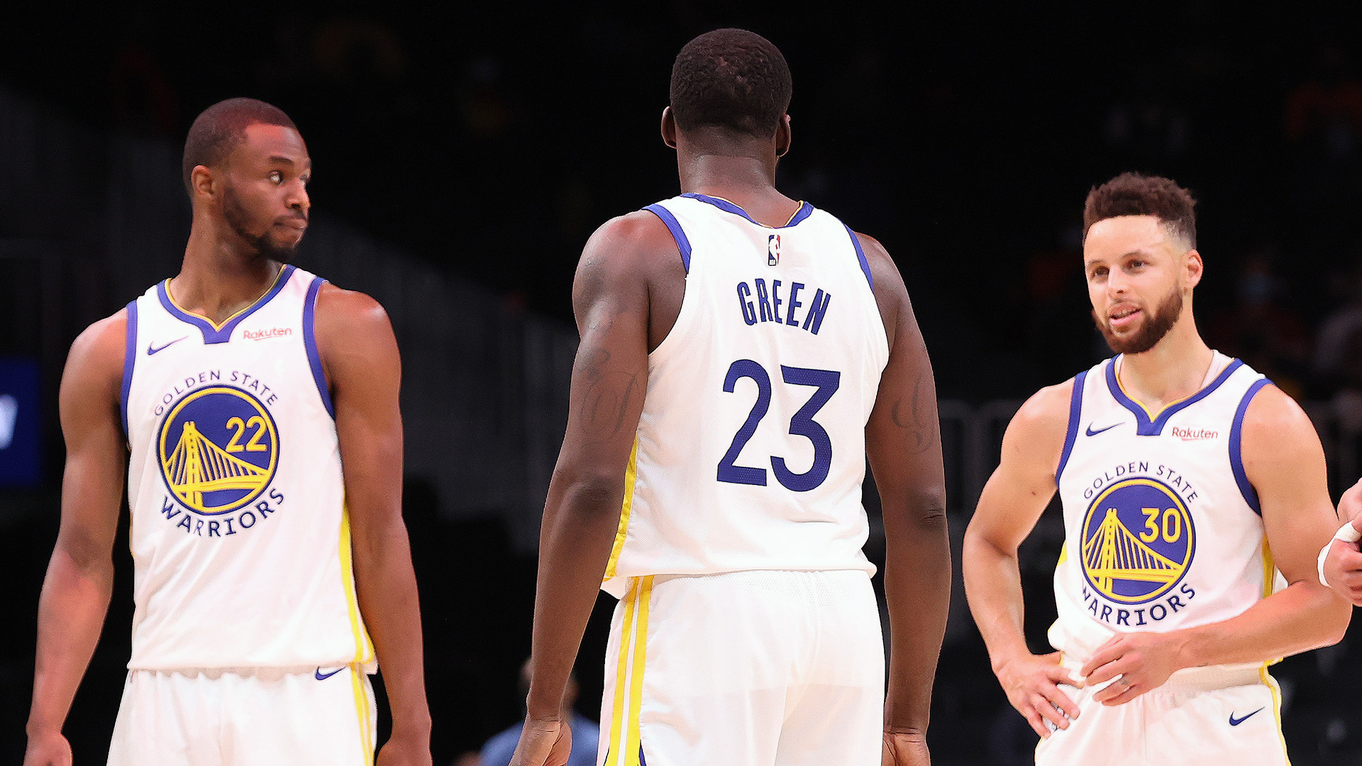 Blogtable: Should top seeds in West be nervous about lurking Warriors?
