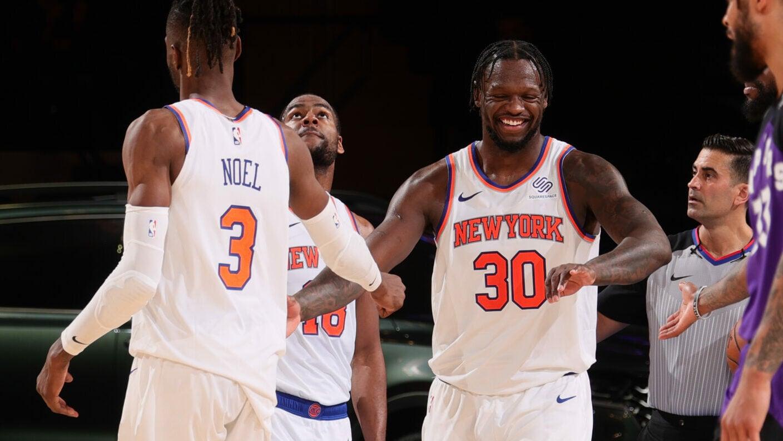 Power Rankings: Surging Knicks make big jump