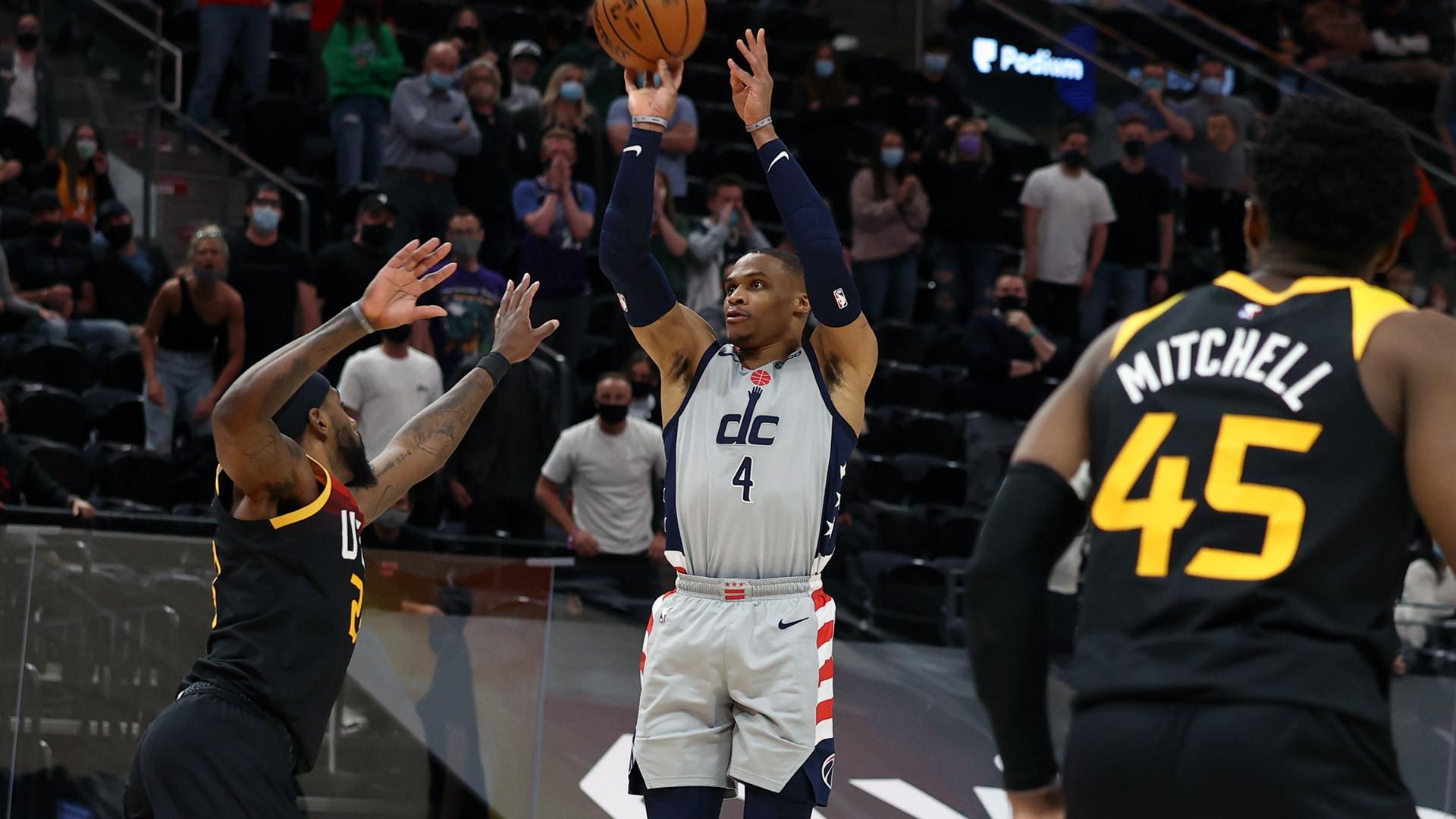 GameTime breaks down the Wizards win over the Jazz