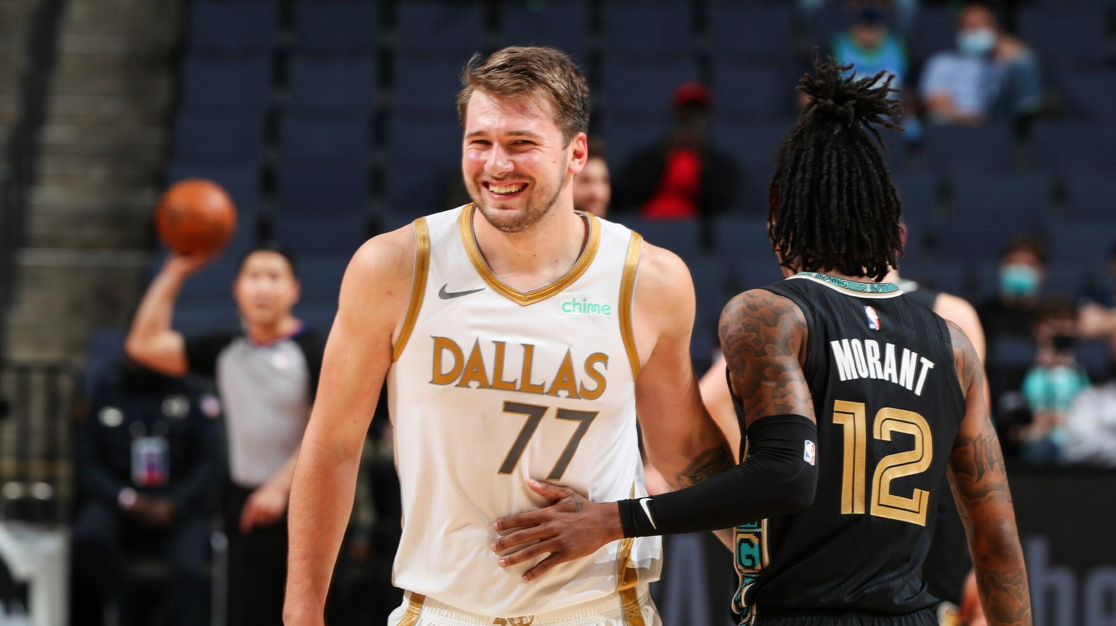 Kia MVP Ladder: Doncic, Mavericks gaining momentum