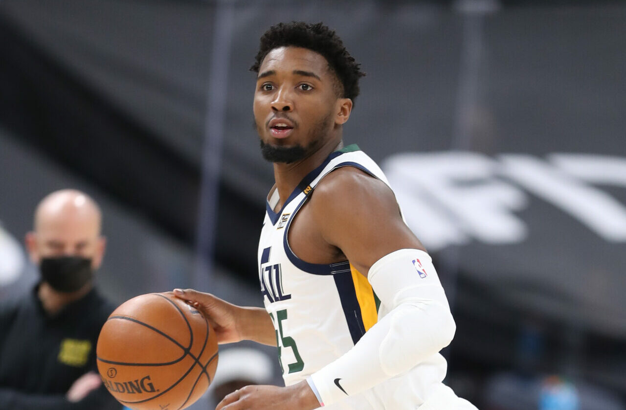 Donovan Mitchell (ankle) out at least another week