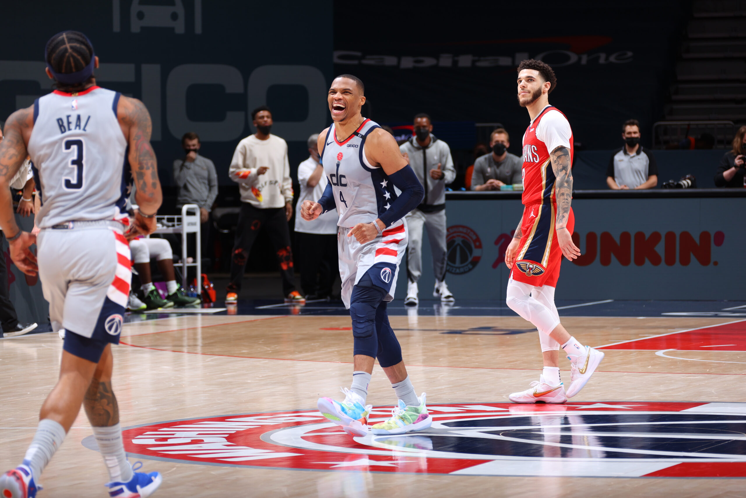 Westbrook, Wizards hit stride at right time