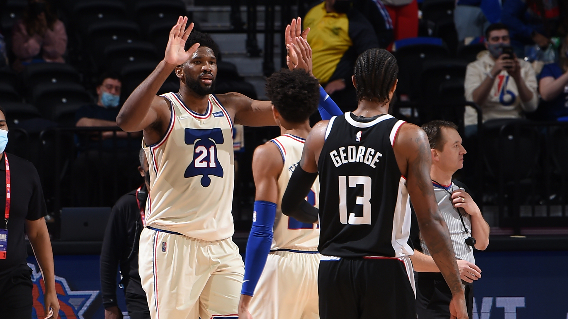 Power Rankings: Sixers, Clippers soar to top