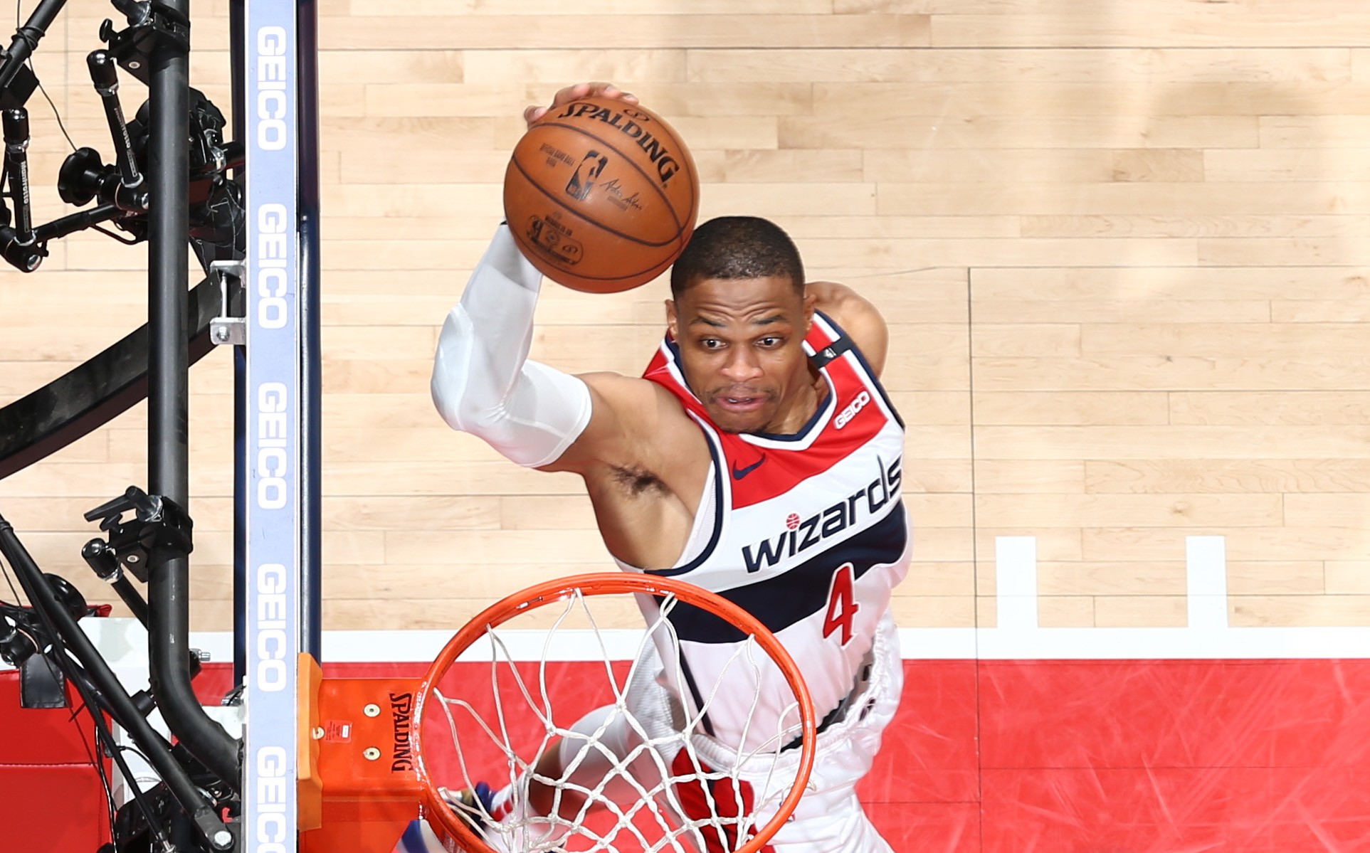 Russell Westbrook's Career Triple-Double Journey