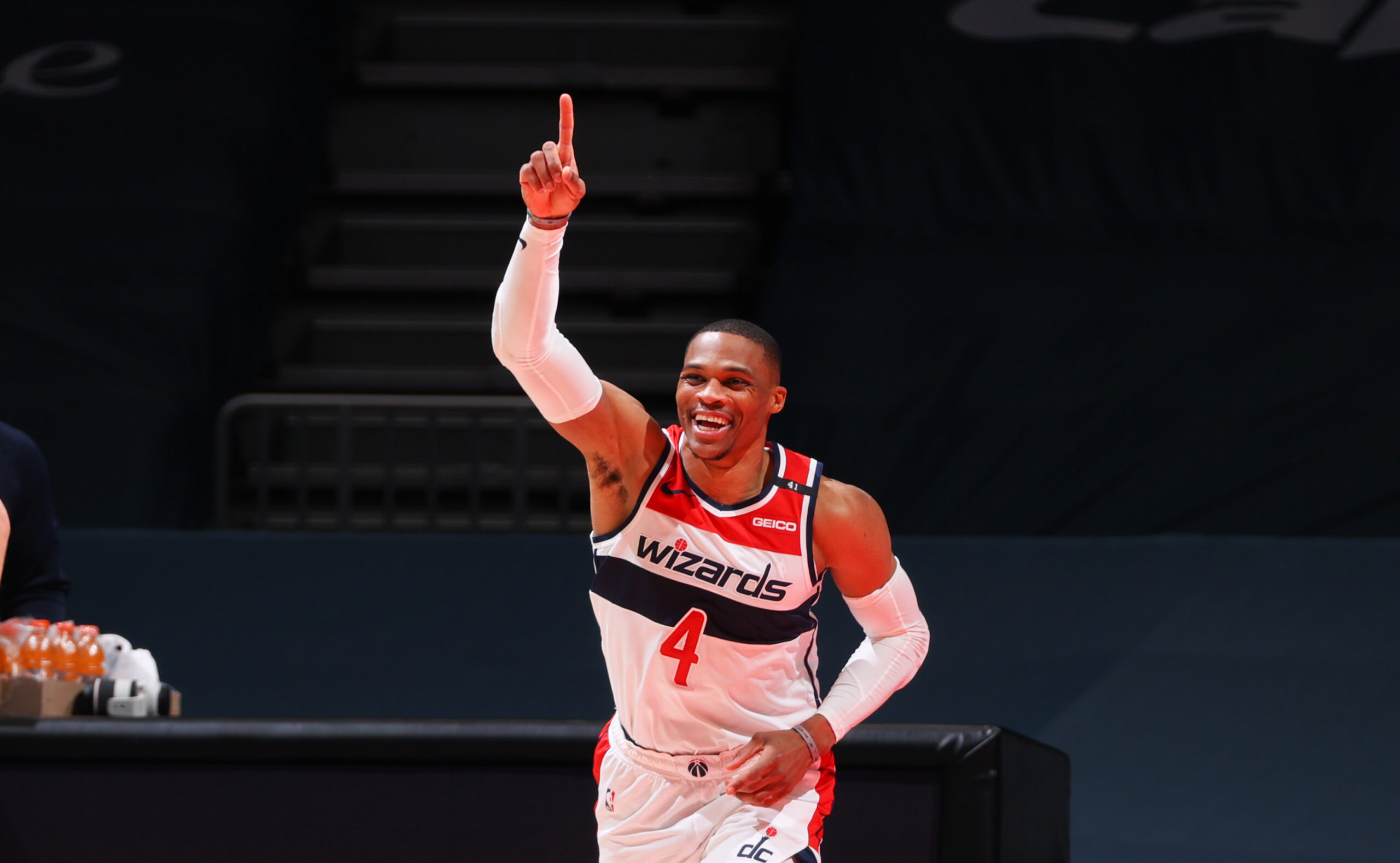 Russell Westbrook logs 7th straight triple-double, now 10 shy of Oscar Robertson's career mark