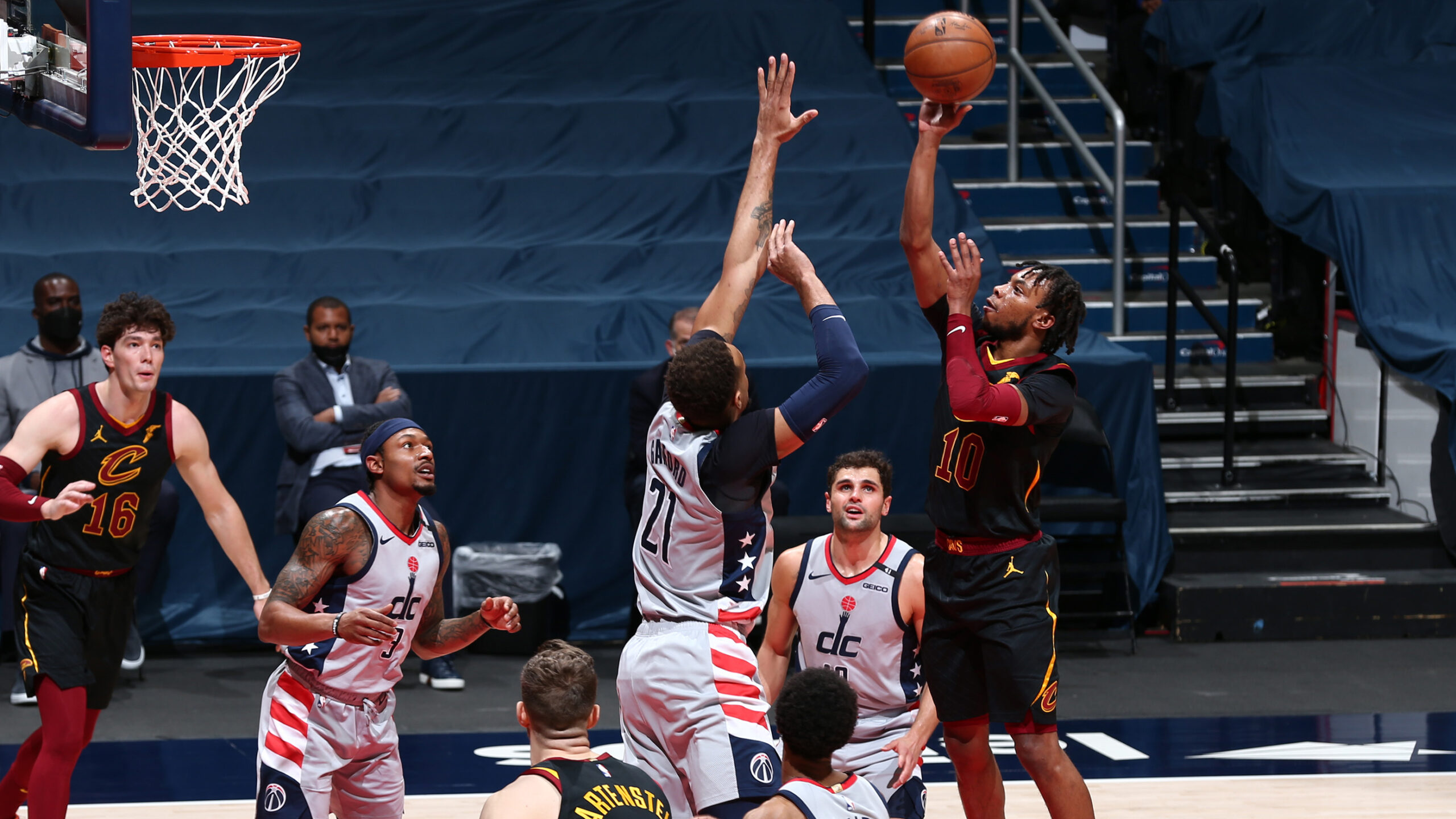Darius Garland (28 points) Highlights vs. Washington Wizards