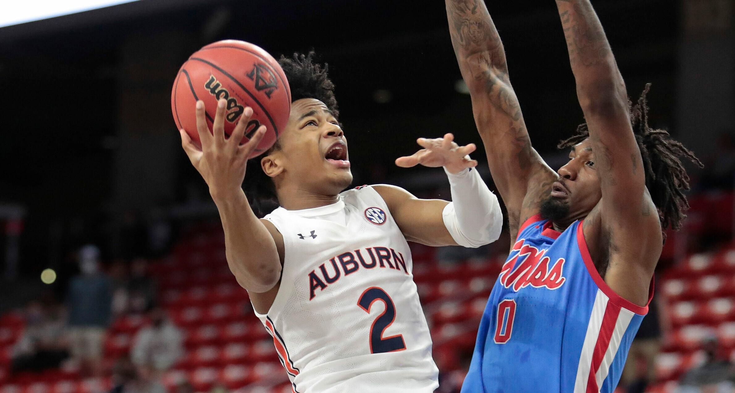 Auburn's Sharife Cooper to enter NBA draft, hire agent