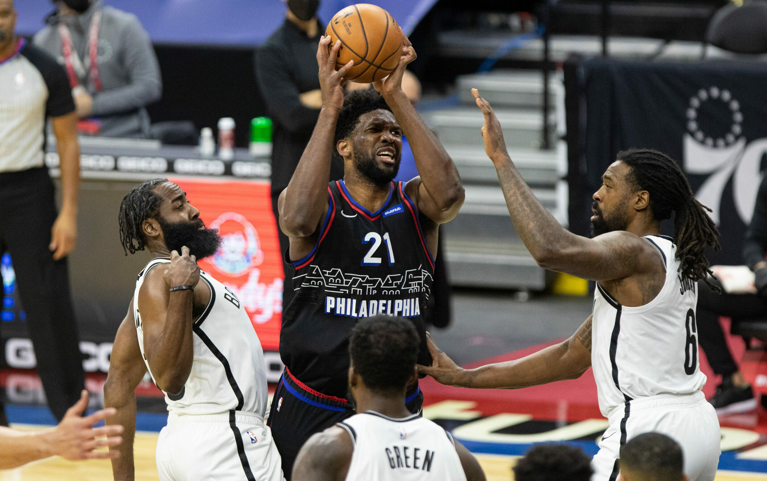 How serious should battle be for No. 1 seed for Sixers, Nets?