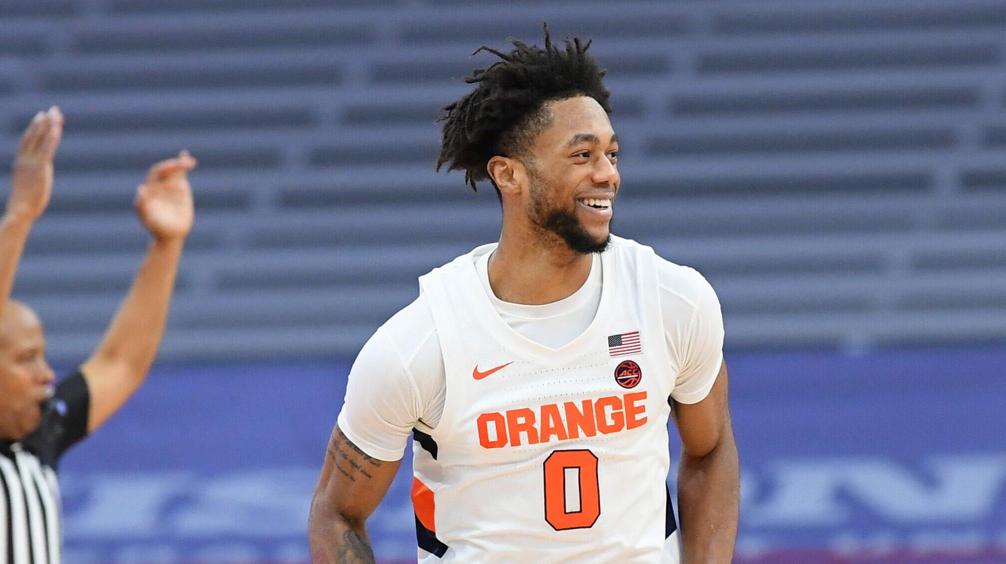 Syracuse's Alan Griffin to enter NBA Draft
